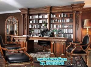 Set Ruang Kerja Furniture Jepara