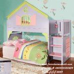 Tempat Tidur Rumah Susun