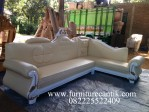 Sofa Sudut Ukir Bali