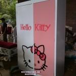 Lemari Pakaian Hello Kitty
