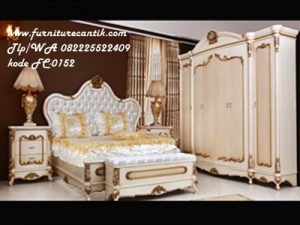 Kamar Set Ukir Cat Duco