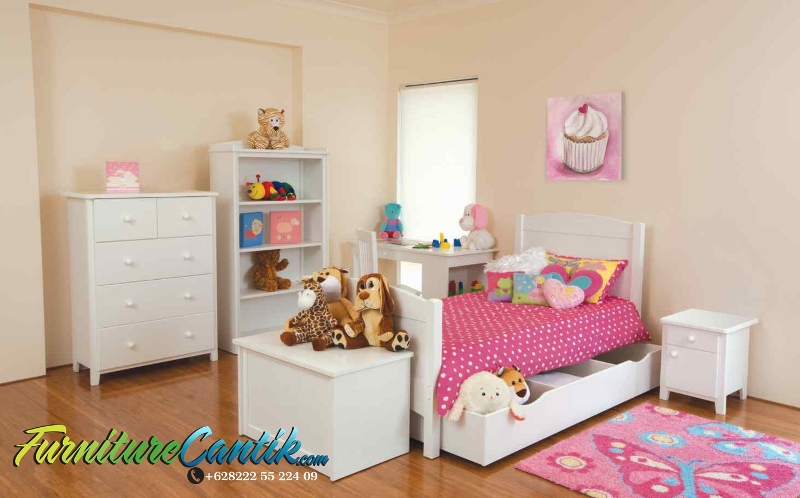 Set Kamar Tidur Minimalis Anak anak