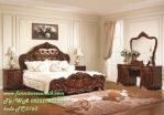 Tempat Tidur Mewah Klasik
