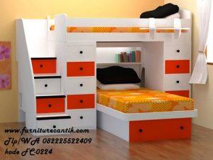 Tempat Tidur Anak Lengkap