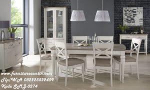 Set Ruang Makan Minimalis Eloa