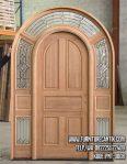 Pintu Kusen Jati Minimalis Klasik