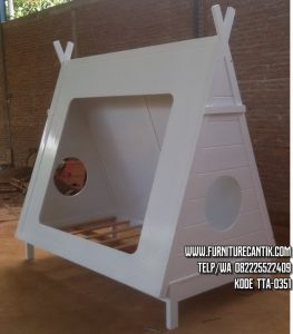 Tempat Tidur Anak Model Rumah