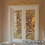 Pintu Rumah Ukiran Mewah Cantik