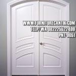 Pintu Rumah Mewah Minimalis Mewah Kayu Jati
