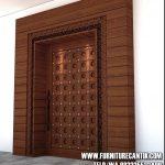 Refrensi Pintu Masjid Minimalis Mewah