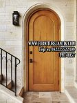 Pintu Kusen Jati Rumah Minimalis A
