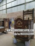 Jual Mimbar Masjid Jati Ukiran Mewah Jepara