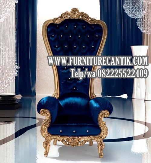 Kursi Sofa Cantik Kayu Jati Ukiran