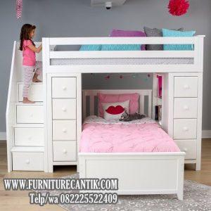 Tempat Tidur Tingkat Anak Untuk Kamar Sempit