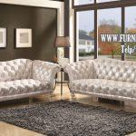 Sofa Ruang Tamu Mewah Kain Oscar