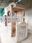 Produsen Mimbar Masjid Kayu Jati Buatan Jepara