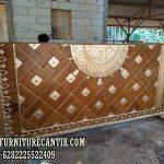 Daun Pintu Masjid Jati Kualias Terbaik