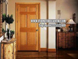 Pintu Rumah Mewah Jati Terbaik
