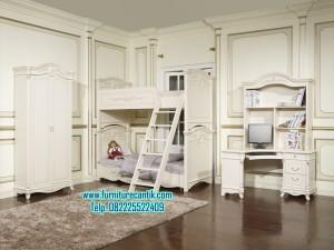 Set Kamar Tidur Tingkat Cantik