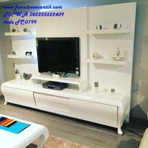 Set Meja TV  Rak