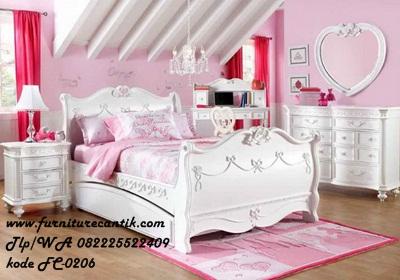 Kamar Set Klasik Anak