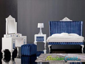 Set Kamar Tidur Mewah Modern