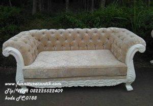 Sofa Ukir Santai