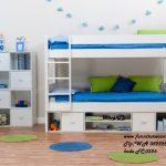 Set Tempat Tidur Tingkat Minimalis