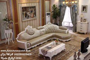 Set Ruang Tamu Mewah