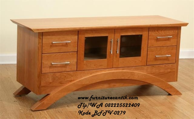 Bufet TV Finishing Natural