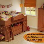 Furniture Kamar Set Anak Sophia