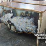 Nakas Lukisan Furniture Cantik