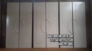 Pintu Rumah Minimalis Mewah Cat Duco