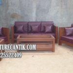 Furniture Cantik Jual Kursi Sofa Jati Ruang Tamu