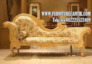 Jual Sofa Cantik Jati Ukiran Mawar Murah