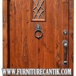 Pintu Kamar Rumah Mewah Jati Bagus