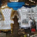 Kursi Sofa Model Raja Produk Jepara